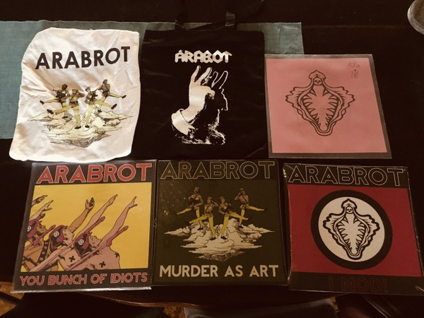 Årabrot EP bundle