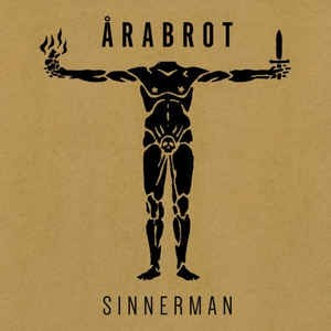 "Årabrot - Sinnerman 12"" single"