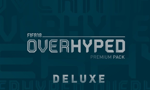 OVERHYPED™ FIFA 18 Pack Deluxe Pre-Order