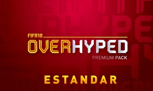 OVERHYPED™ FIFA 18 Pack Estandar Pre-Order