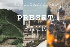 Lightroom Preset Pack 2017