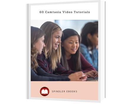 60 Camtasia Video Tutorials