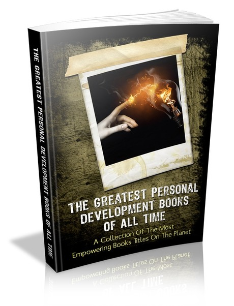 The Greatest Personal Development Books Of All Time