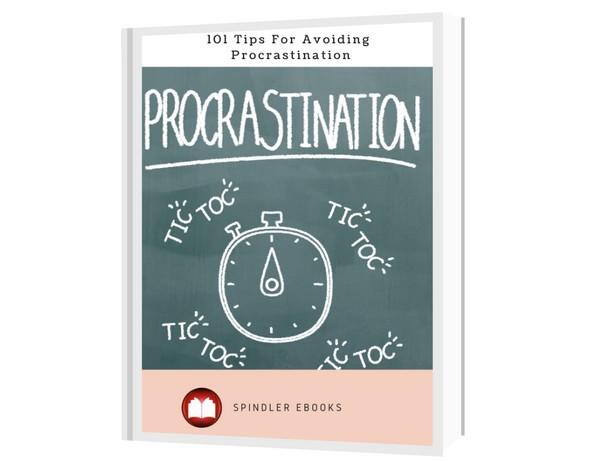101 Tips For Avoiding Procrastination