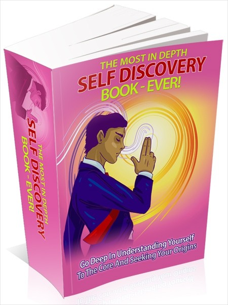 The Most In Depth Self Discovery Book