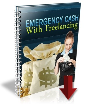 Emergency Cash With Freelancing