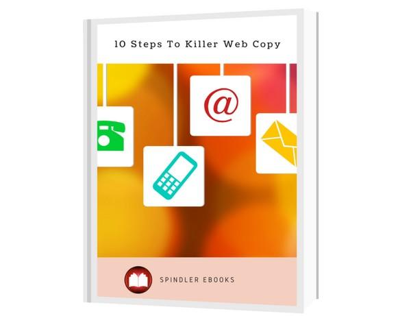 10 Steps To Killer Web Copy