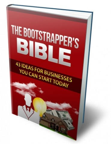 The Bootstrappers Bible