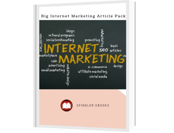 Big Internet Marketing Article Pack