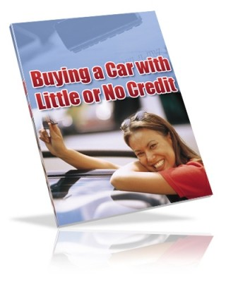 Buying A Car With Little Or No Credit