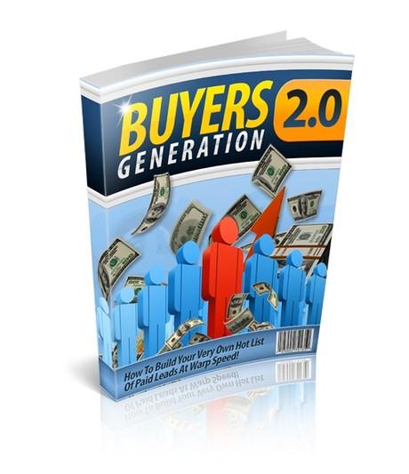Buyers Generation 2.0
