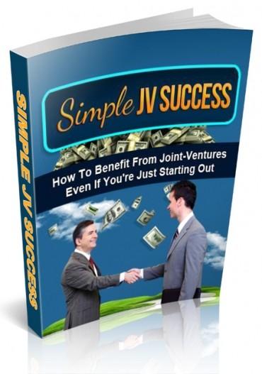 Simple JV Success