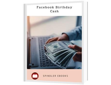 Facebook Birthday Cash