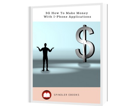 3G How To Make Money With I-Phone Applications
