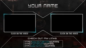 Technology Video Outro Template