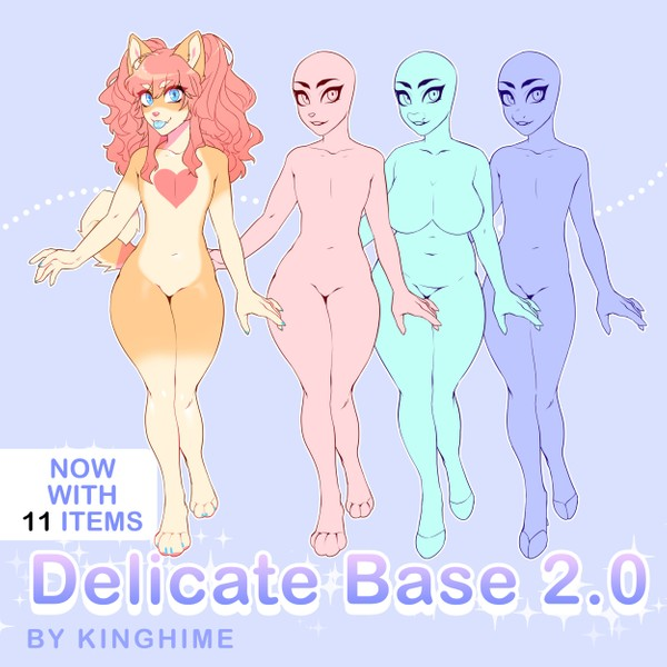 Delicate Base 2.0