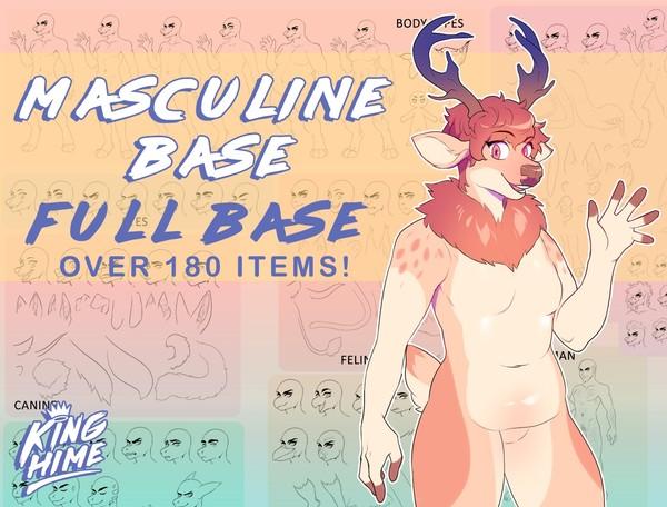 Masculine Base Pack
