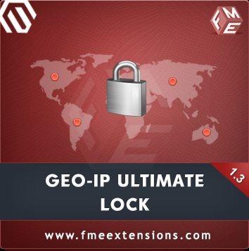 Magento GEO IP Block Country Module