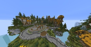 Minecraft | Medieval Hub