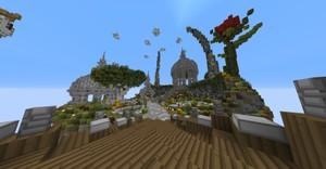 Minecraft | Skyblock Spawn