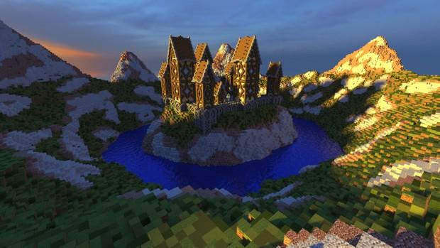 Minecraft | Nordic Themed Hub