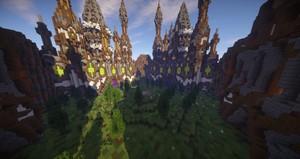 Minecraft | Castle Hub