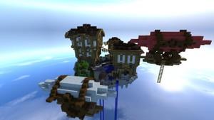 Small Flying Island Lobby