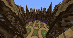 Minecraft | Wooden Hub