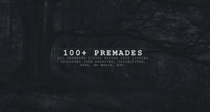 100+ Premades  - Bulk Listing