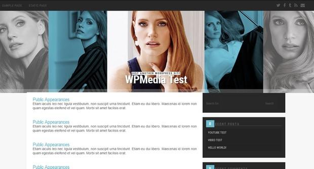 WP Media Premade #15