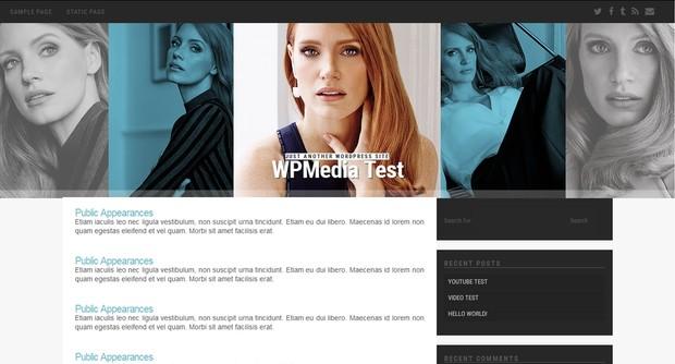WP Media Premade #15 v3