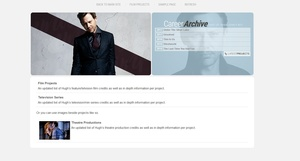 WPArchive: Career - Premade #2