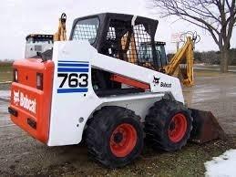 Instant Download Bobcat 763 Skid Steer Loader Repair S