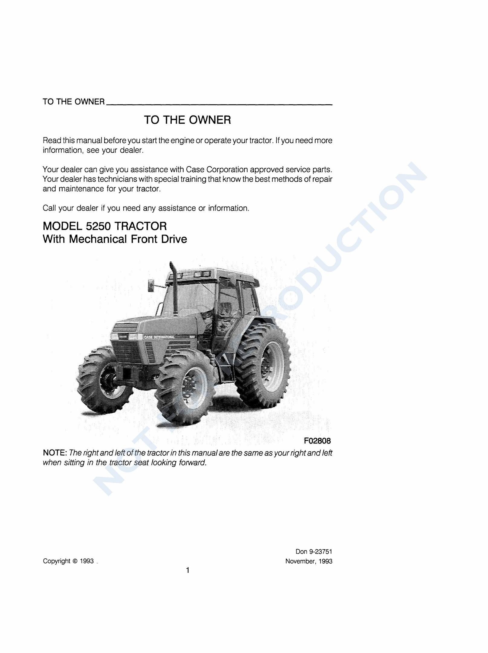 pdf case ih maxxum 5220 5230 5240 5250 operator manual rh sellfy com Case IH 7240 case ih 5240 owners manual