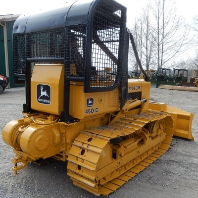 john deere 710d backhoe loader service technical manua rh sellfy com john deere 450c dozer service manual john deere 450 dozer parts manual
