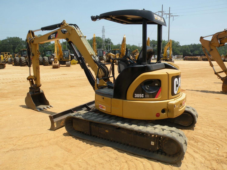 caterpillar 305c cr mini excavator hydraulic service rh sellfy com caterpillar mini excavator manual cat mini excavator owners manual
