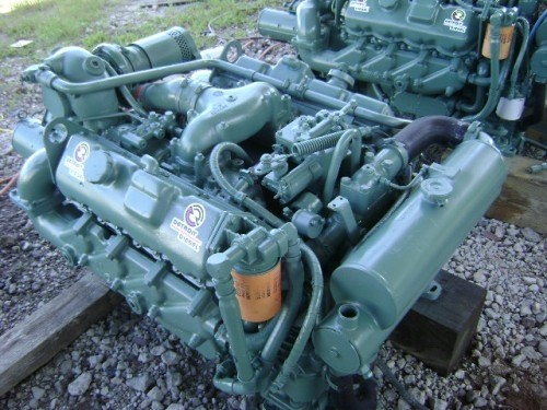 Detroit 8 2l Fuel Pincher Diesel Engine Service Manual