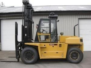 Cat Caterpillar DP100, DP115, DP135, DP150 Forklift Repair Service Manual PDF