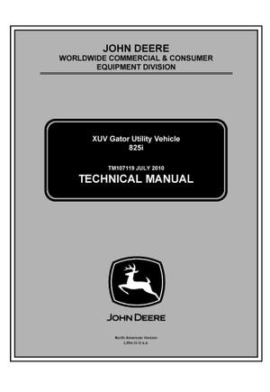 John Deere Xuv 550 Service Manual >> Quick Repair
