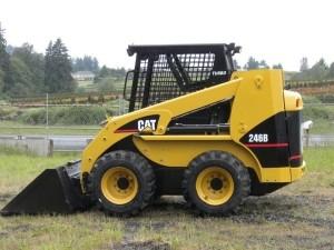 Caterpillar 236b, 246b, 252b, 262b skid steer loader s.