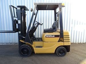 Caterpillar DP20, DP25, DP30, DP35 FC Forklift Workshop Repair Service Manual PDF