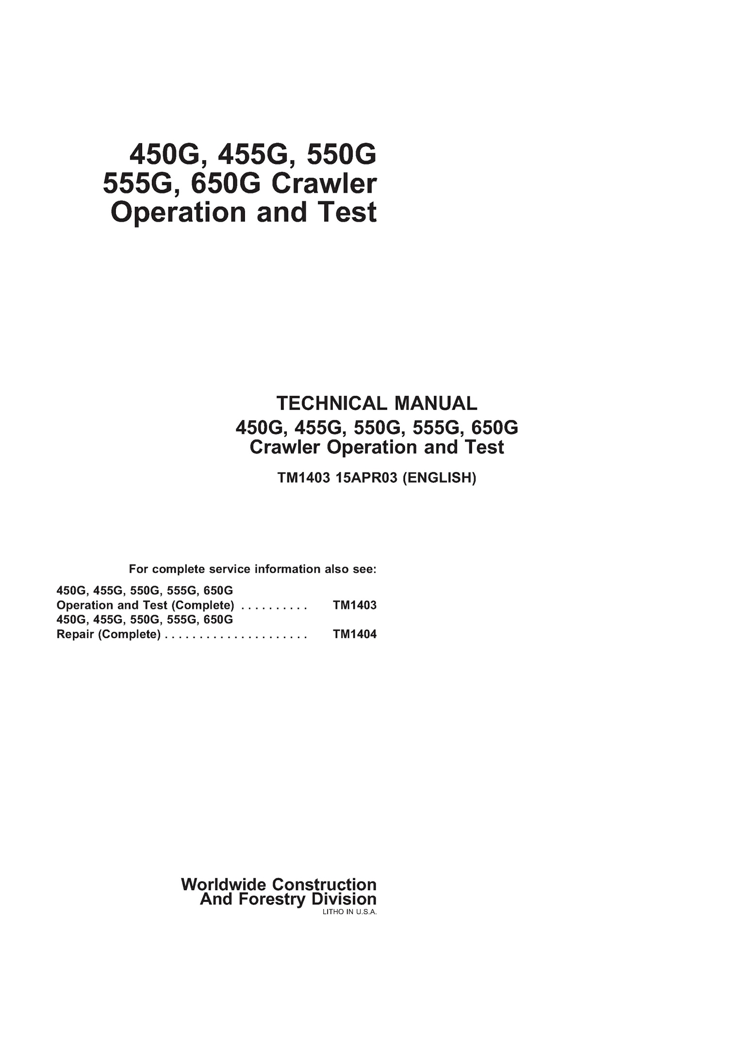 pdf download john deere 450g 455g 550g 555g 650g crawl rh sellfy com John Deere Riding Mower Diagram John Deere Ignition Switch Diagram