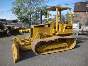 Cat Caterpillar D3C-LGP Crawler Tractor Spare Part Catalog Manual S/N: :5GS00710