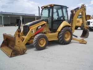 Caterpillar 420E & 430E Backhoe Loaders - Operation & Maintenance Manual PDF