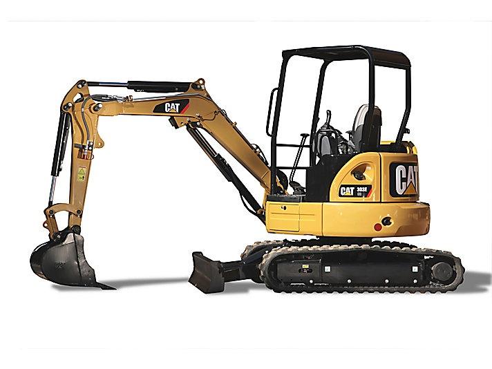 caterpillar 303 cr mini hydraulic excavator repair ser rh sellfy com Cat 350 Excavator Cat 303 5 Mini Excavator
