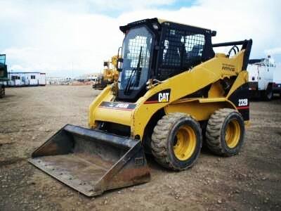 caterpillar 216b 226b 232b 242b skid steer loader p rh sellfy com Cat Skid Steer Cat Skid Steer