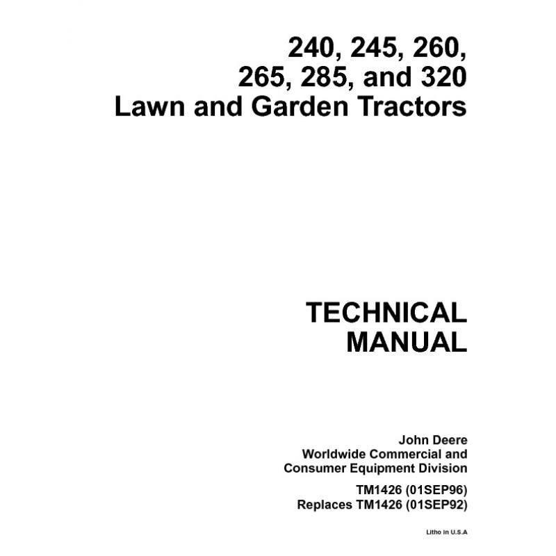 downloadjohn deere 240 245 260 265 285 and 320 law rh sellfy com john deere 160 manual pdf john deere 2600 manual