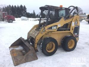 Caterpillar 248 Skid Steer Loader Repair Service Manual S/N : 6LZ1-up