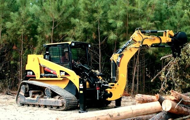 cat caterpillar 267b 277b 287b multi terrain loader re rh sellfy com Cat Track Skid Steers Cat 277C