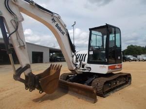 Bobcat 442 Excavator Service Repair Manual PDF S/N ADBR or ADBS